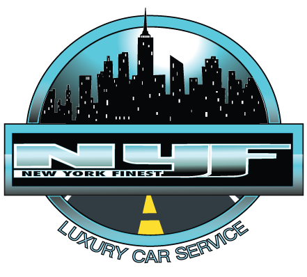 New York Finest Luxury Car Service Logo